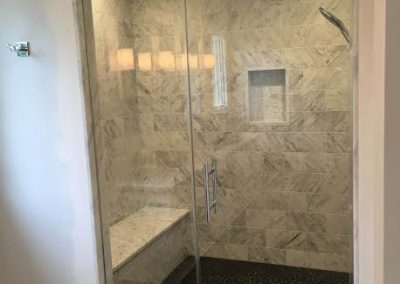 Custom Glass Shower 10
