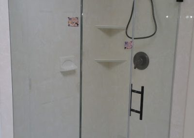 Custom Glass Shower 100