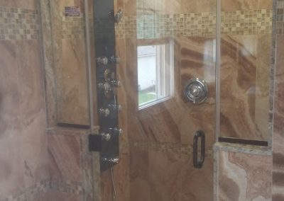 Custom Glass Shower 106
