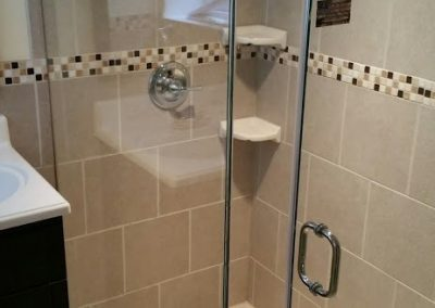 Custom Glass Shower 107