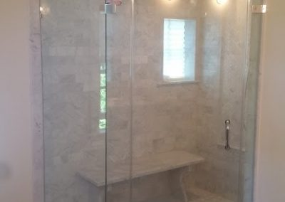 Custom Glass Shower 12
