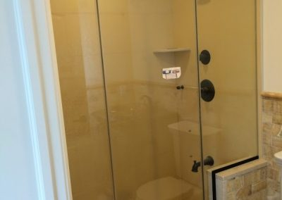 Custom Glass Shower 13