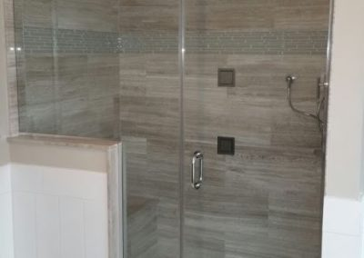 Custom Glass Shower 18