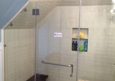 Custom Glass Shower 19