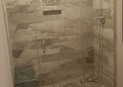 Custom Glass Shower 2