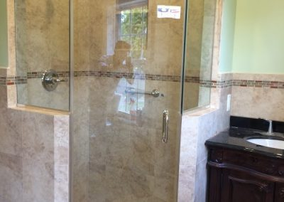 Custom Glass Shower 20