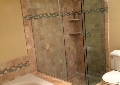 Custom Glass Shower 21