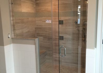 Custom Glass Shower 22