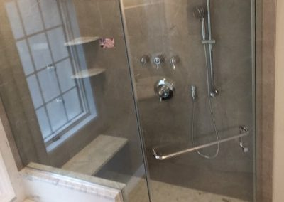 Custom Glass Shower 25