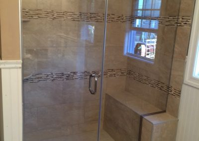 Custom Glass Shower 26