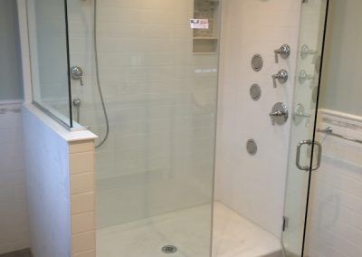 Custom Glass Shower 28
