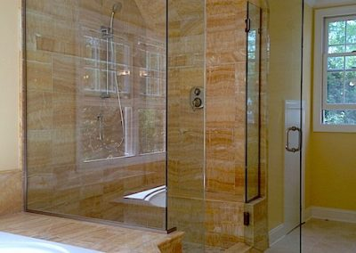 Custom Glass Shower 30