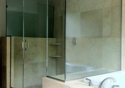 Custom Glass Shower 37