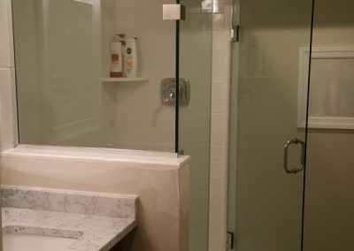 Custom Glass Shower 40