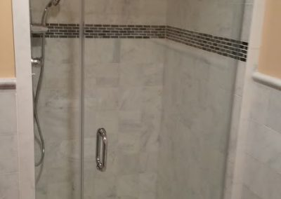 Custom Glass Shower 43