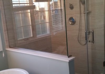 Custom Glass Shower 44