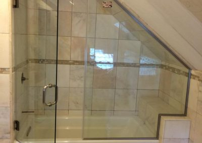 Custom Glass Shower 45