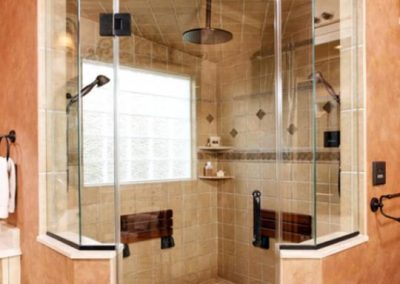 Custom Glass Shower 53