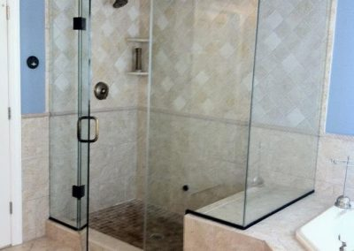 Custom Glass Shower 59