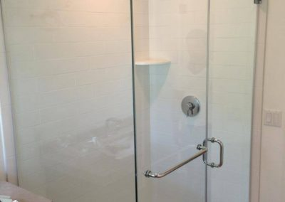 Custom Glass Shower 60