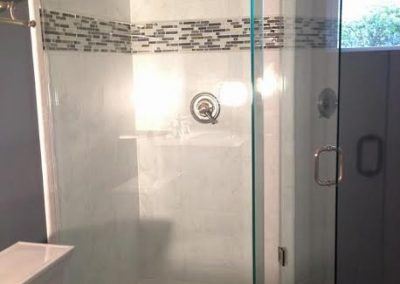 Custom Glass Shower 66