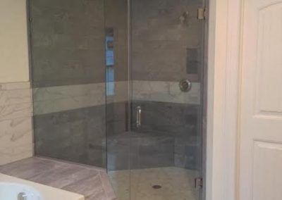 Custom Glass Shower 67