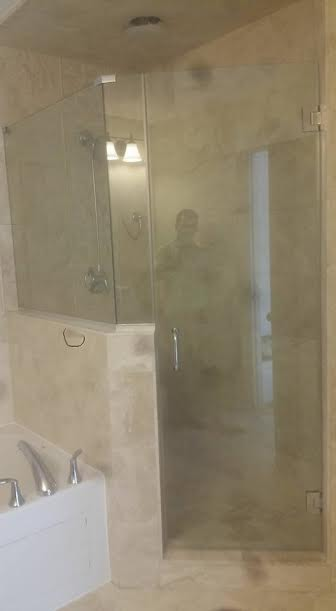 Custom Glass Shower 71