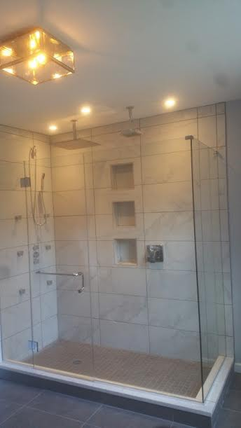 Custom Glass Shower 75