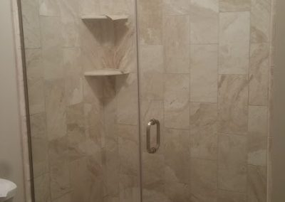Custom Glass Shower 79