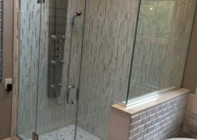 Custom Glass Shower 80