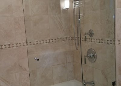 Custom Glass Shower 84