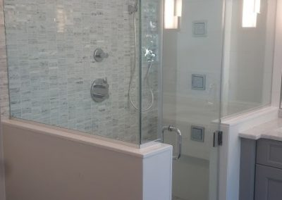 Custom Glass Shower 86