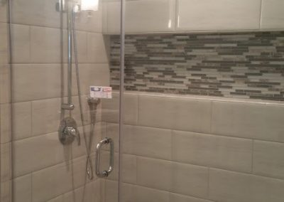 Custom Glass Shower 87