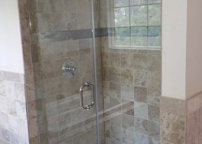 Custom Glass Shower 89