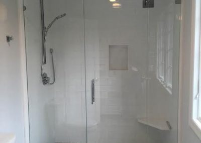 Custom Glass Shower 9