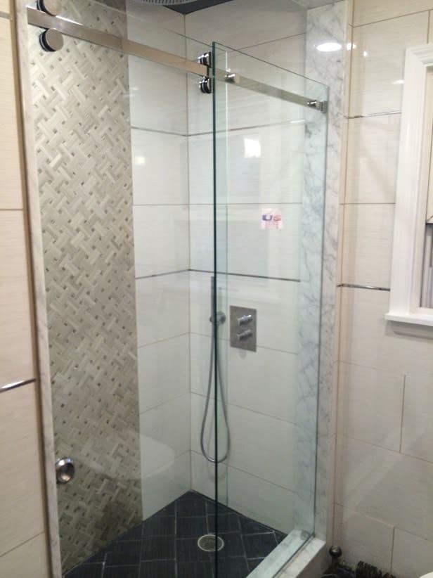 Sliding Door Glass Shower Doors